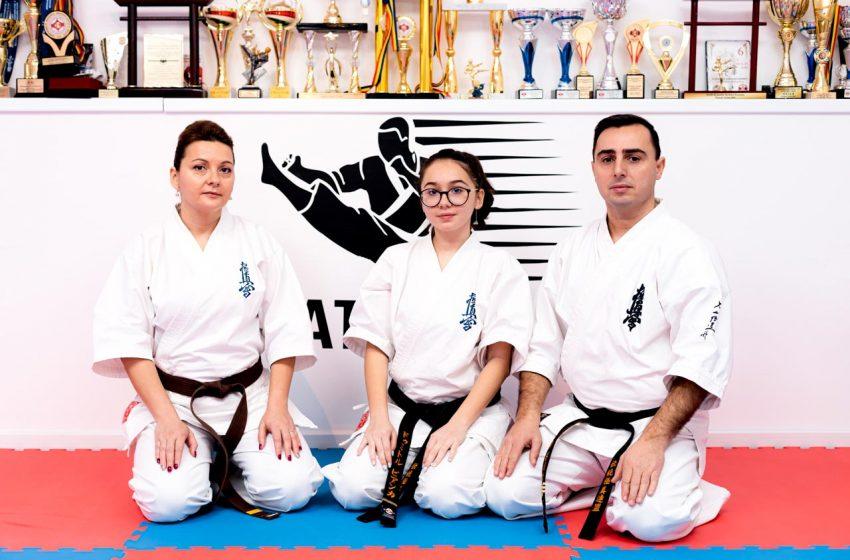 Asociatia Club Sportiv Karate Kyokushinkai Targu-Jiu – o comunitate de oameni frumosi