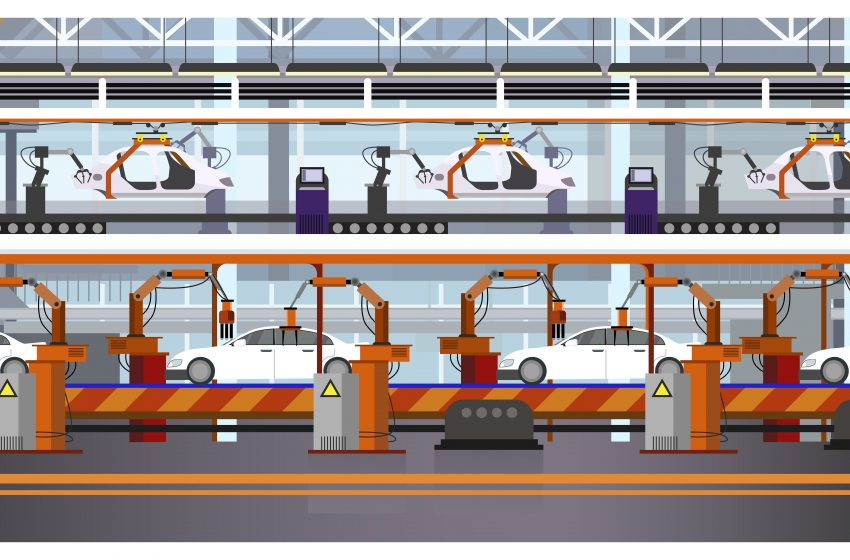 Uzinele Dacia si Ford au avut in februarie o crestere de 7,7% in productia de autombile