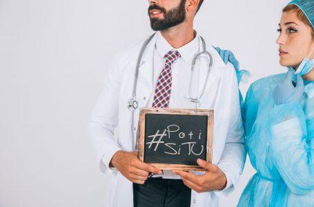 """Medicii gorjeni – """"eroii din linia intai"""" sunt sprijiniti de oamenii de afaceri gorjeni! Poti si tu!"""