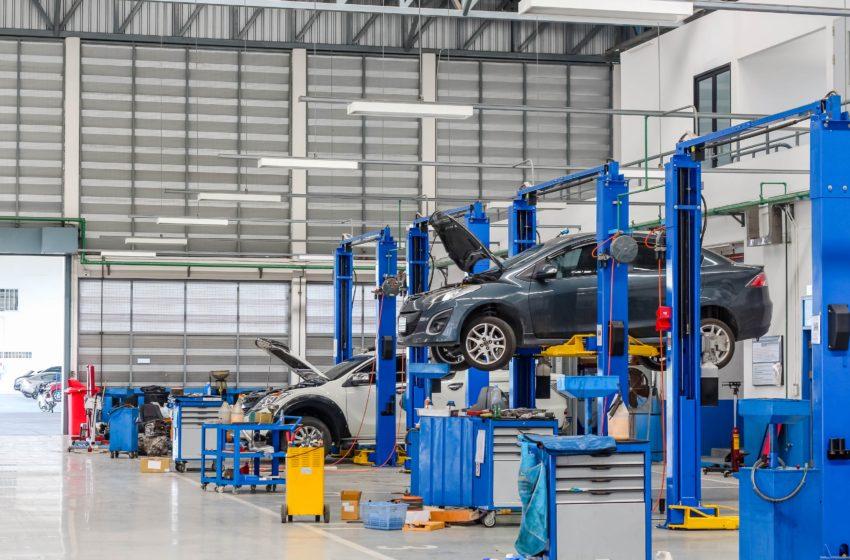 Productia Dacia si Ford a scazut cu 30% in primele cinci luni ale anului