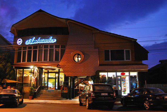 AMBASADOR ELITE – excelenta in serviciile de restaurant & cofetarie