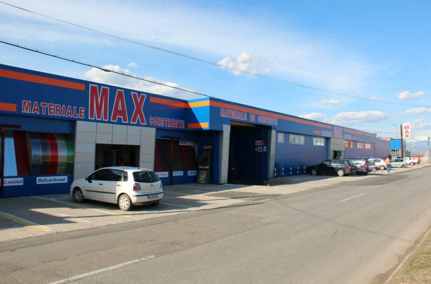 DEPOZITUL MAX – Cel mai cunoscut lant local de magazine de bricolaj