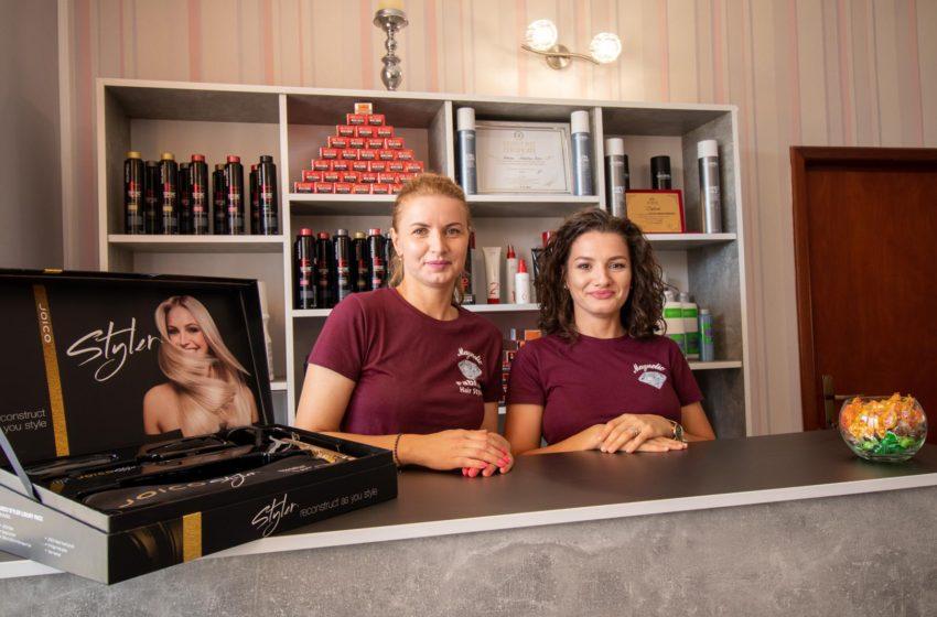 De azi ajungi mai repede la salon prin intermediul site-ului www.magnetichair.ro