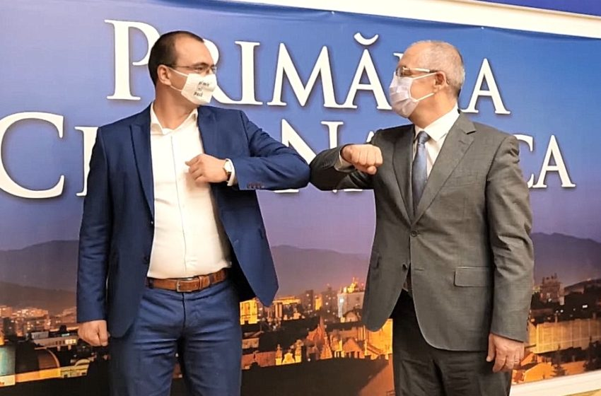 Iulian-Vasile Popescu invata de la cei mai buni manageri cum sa transforme Gorjul intr-un judet precum Clujul sau Brasovul