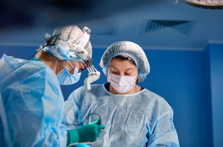 Proiect pentru compartiment de chirurgie vasculara la Targu Jiu