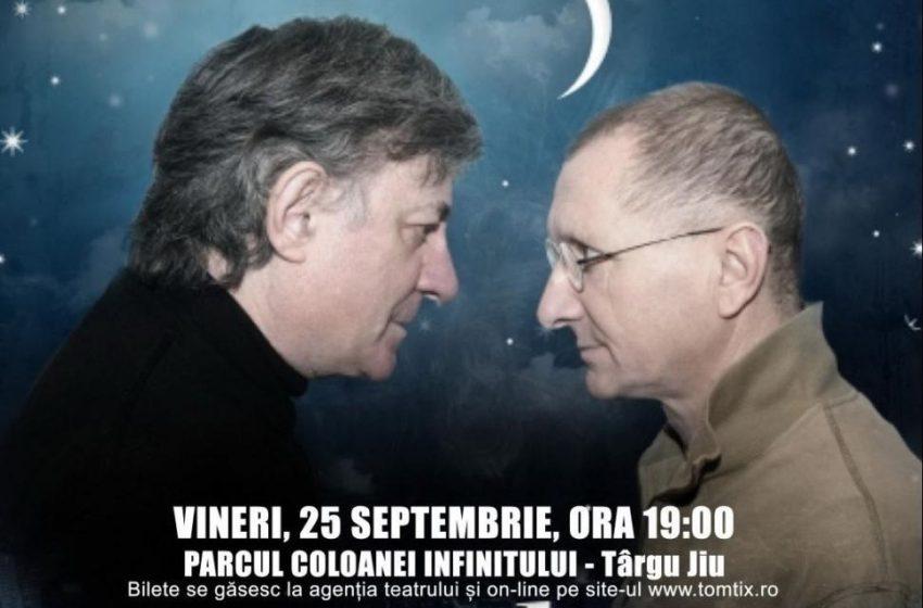 """""""Caramitru-Malaele – Cate-n luna si in stele"""" la Targu Jiu"""
