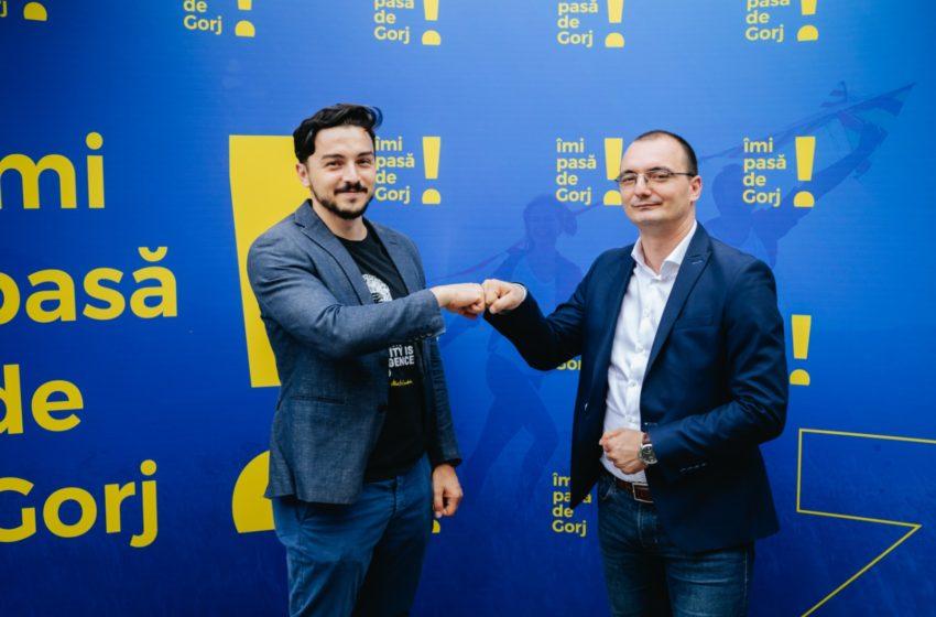 Sergiu-Mihail Olaru- tanar antreprenor de cariera intra in politica la putin peste 30 de ani