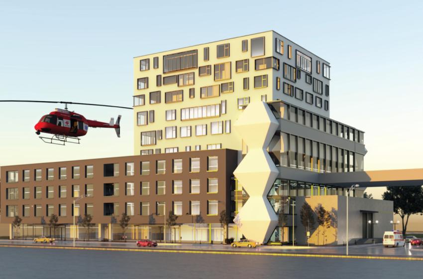 Construirea noului Spital Judetean in Targu-Jiu – un vis realizabil