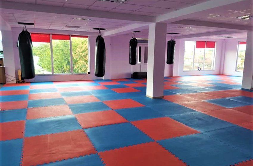 Noua Sala de Fitness adaptata complet pandemiei, te asteapta langa Autogara Targu-Jiu