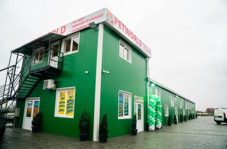 In Targu-Jiu avem cel mai mare PetShop din Oltenia – PetWorld!