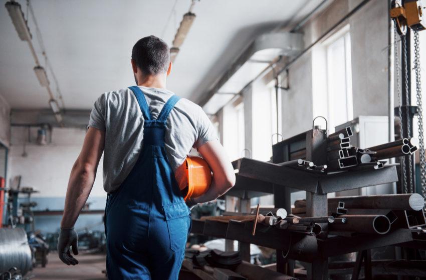 Productia industriala din Romania, in scadere in primele zece luni din 2020