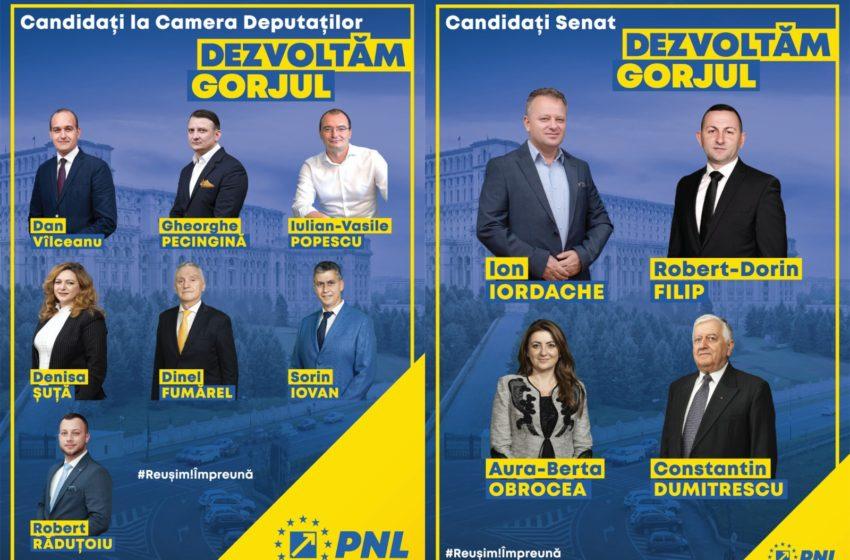 Sfarsit de campanie marcat de PNL Gorj printr-un eveniment de amploare