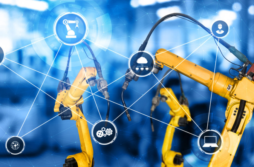 Industria din Romania a inregistrat o scadere de productie in 2020