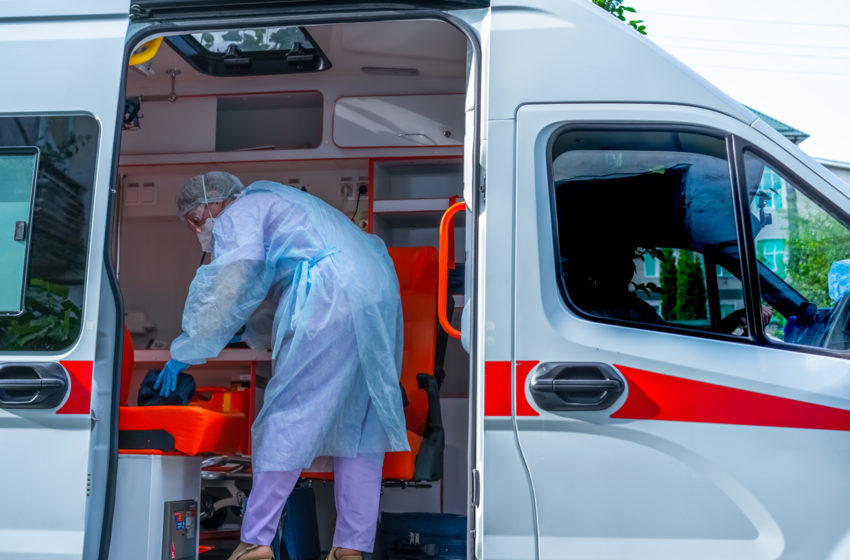 MDLPA plateste 559 milioane RON pentru 1.358 ambulante