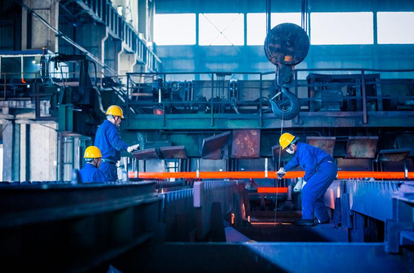 Preturile productiei industriale au crescut in luna decembrie 2020