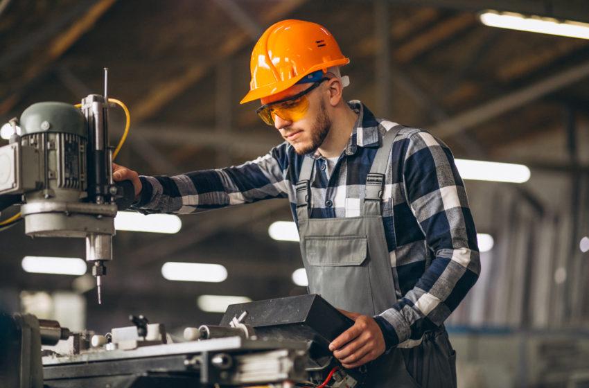 Preturile productiei industriale au crescut in ianuarie fata de decembrie 2020