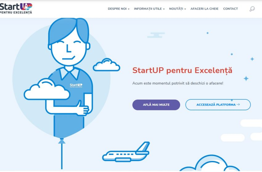 """Finalizare proiect """"START-UP PENTRU EXCELENȚĂ"""""""