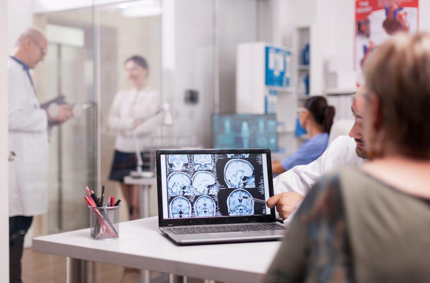 Computer tomograf nou la spitalul din Dobrita