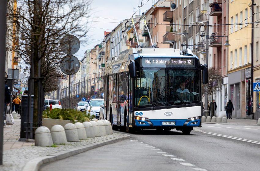 Solaris anunță începerea livrării celor 11 troleibuze la Târgu Jiu și semnarea unui nou contract cu municipalitatea pentru alte 9 vehicule